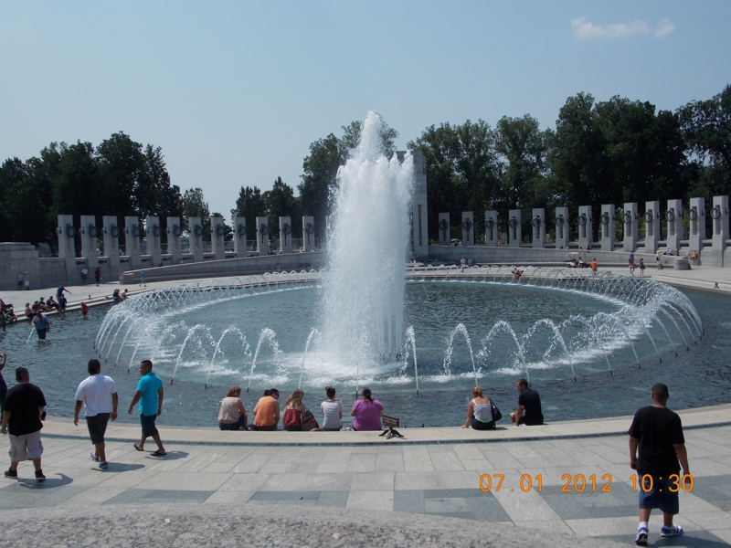 World War II Memorial - Great Generation