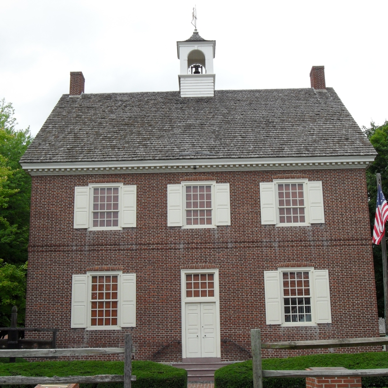 York City Pa Colonial Courthouse History Rich
