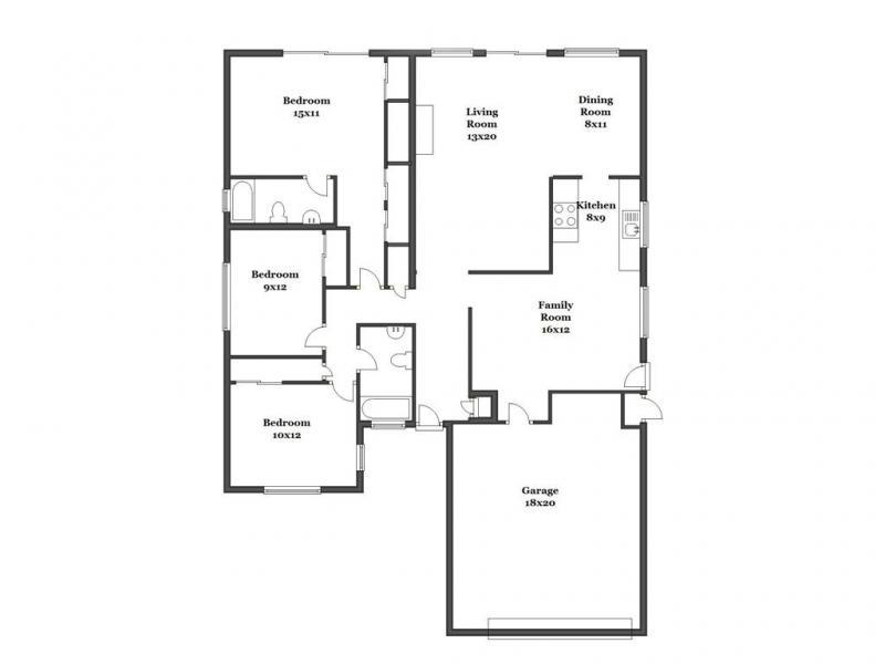 House Floor Plans Samples Home Design And Style