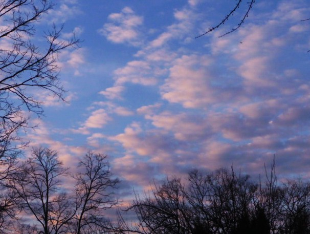 This morning's Baltimore Sky...HomeRome 410-530-2400