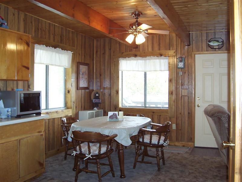 Sunridge Highlands Utah Cabin Interior