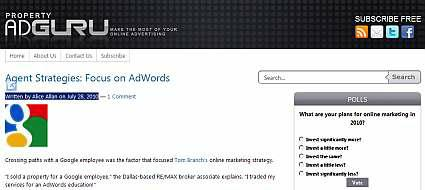 Focus on AdWords