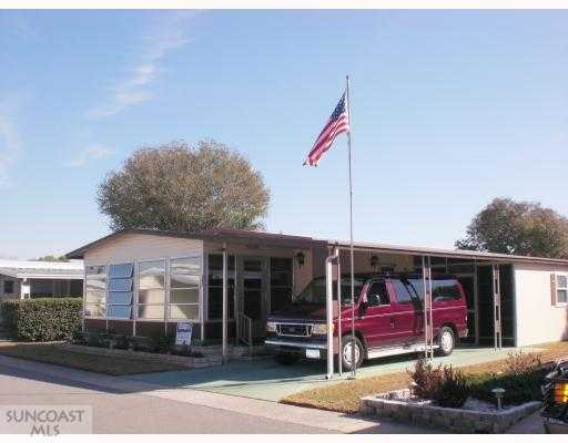 Oldsmar Florida Mobile Home in Retirement 55+ Community