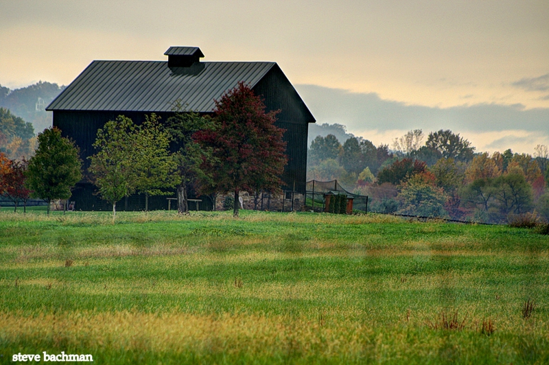 Virginia Landscape Photographer, Digital Artist and Realtor Steve Bachman