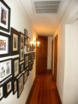 Interior of Historic Pinebluff