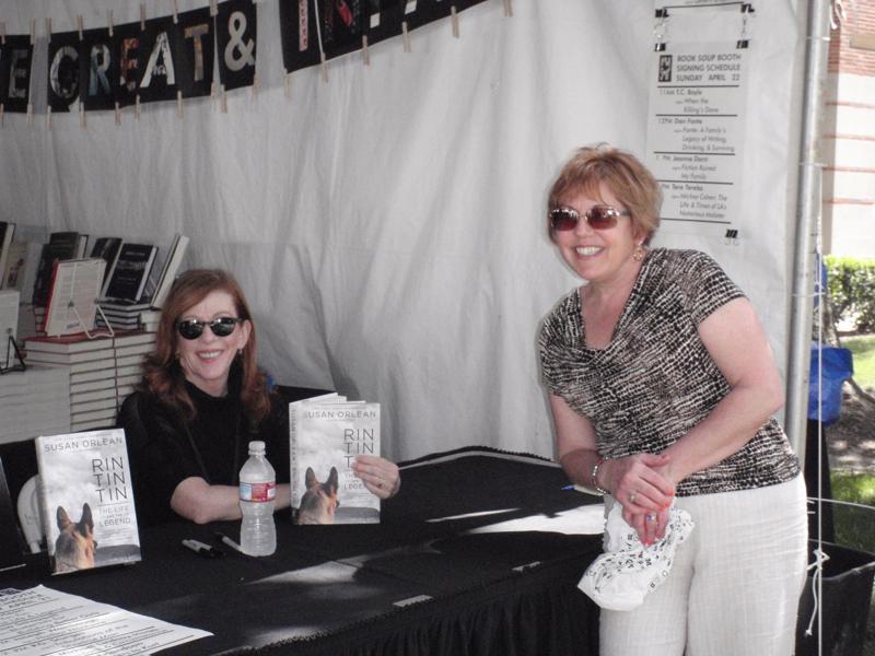 Diane & Susan Orlean