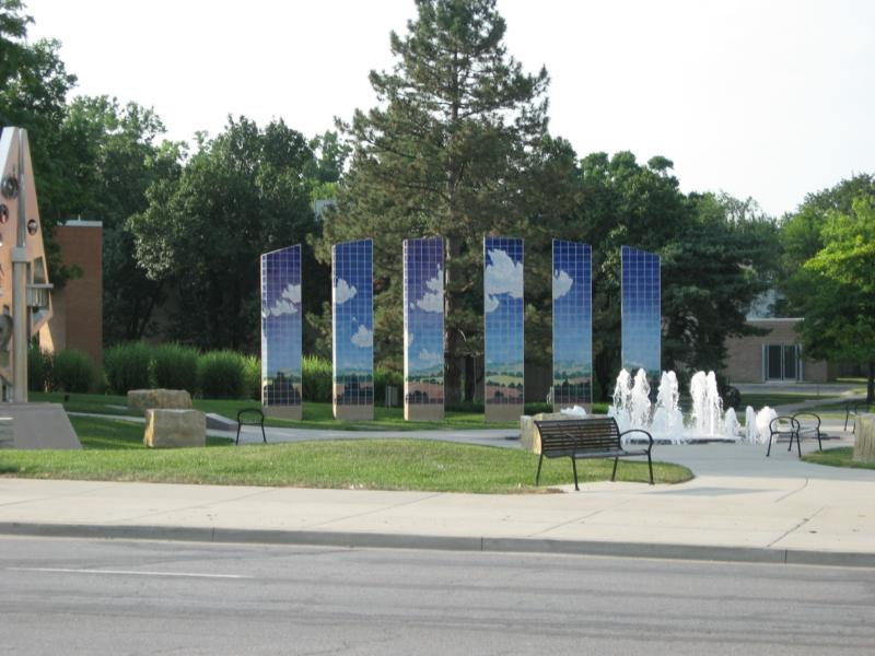 History of Olathe Kansas