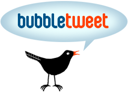 bubble tweet