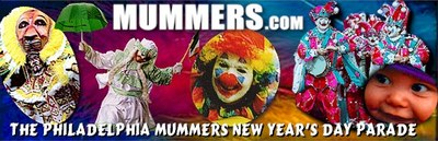 Mummers.com - New Years Parade