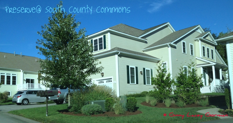 South Kingstown RI Condos- Preserve@ South County Commons