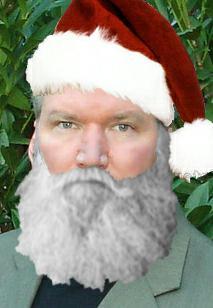 Charlottesville Santa
