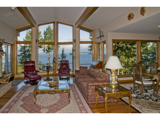 Port Townsend waterfront home