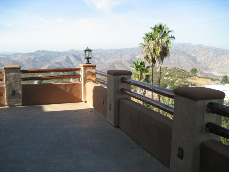 Lakeside CA Executive Retreat Luxurious House for Rent in