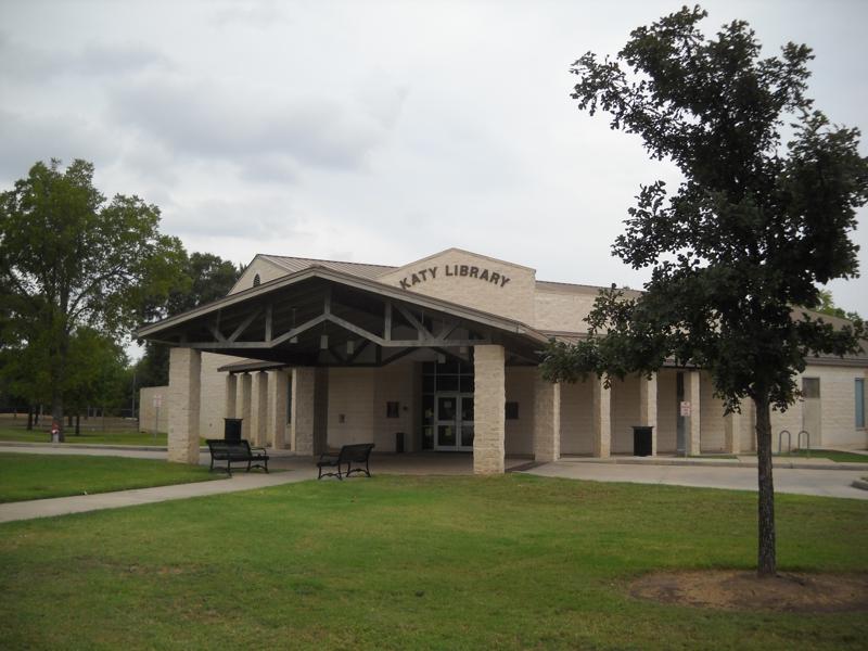Katy Branch Library Katy Texas