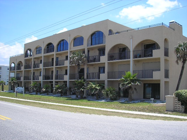 Oceanaire condo in Ormond By The Sea Florida