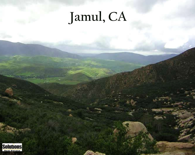 Jamul, CA Homes For Sale