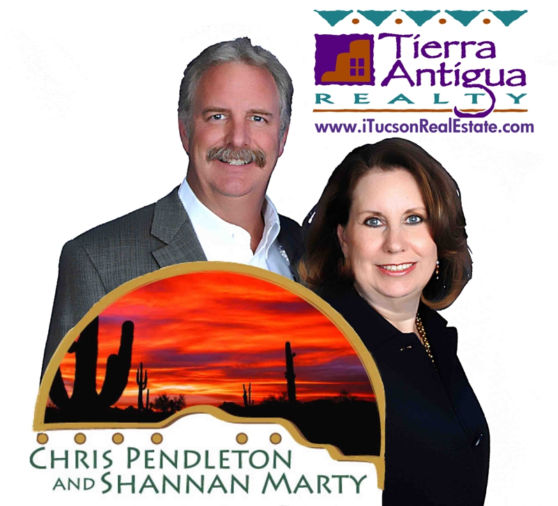 Chris Pendleton & Shannan Marty