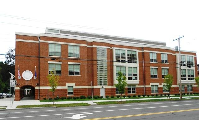 Worthington Hooker School