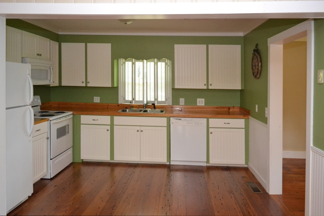lake sinclair home kitchen
