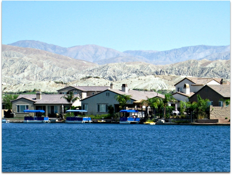 Terra Lago water front homes