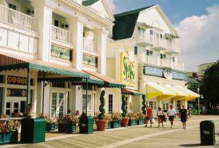 DVC s Boardwalk Villas from Disney s Beach Club Resort