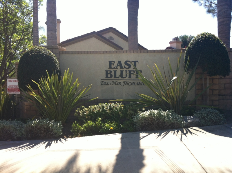 east bluff homes townhomes for sale recent comps in east del