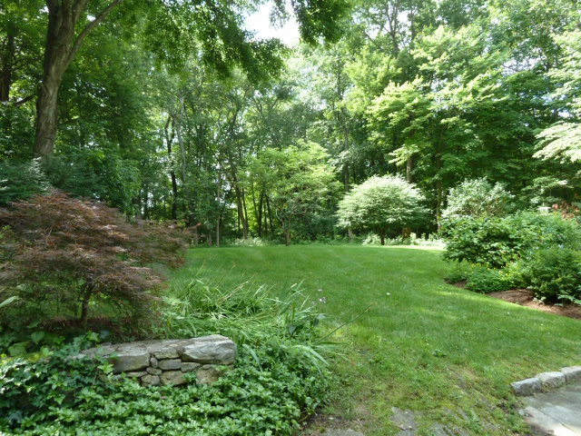 level yard BR colonial Wilton CT 068974