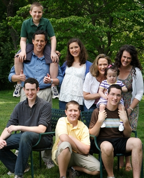 Rick Santorum and Family