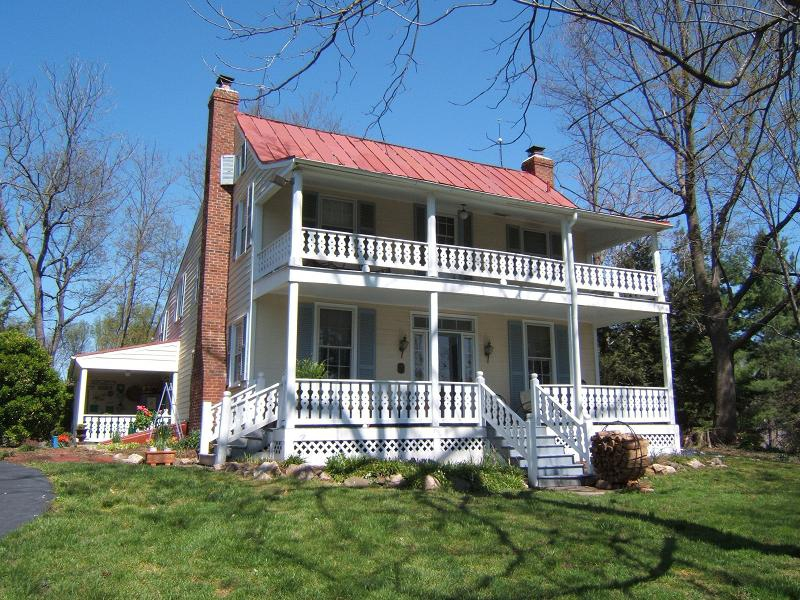 The Oldest House In Silver Spring Maryland Built In 1783