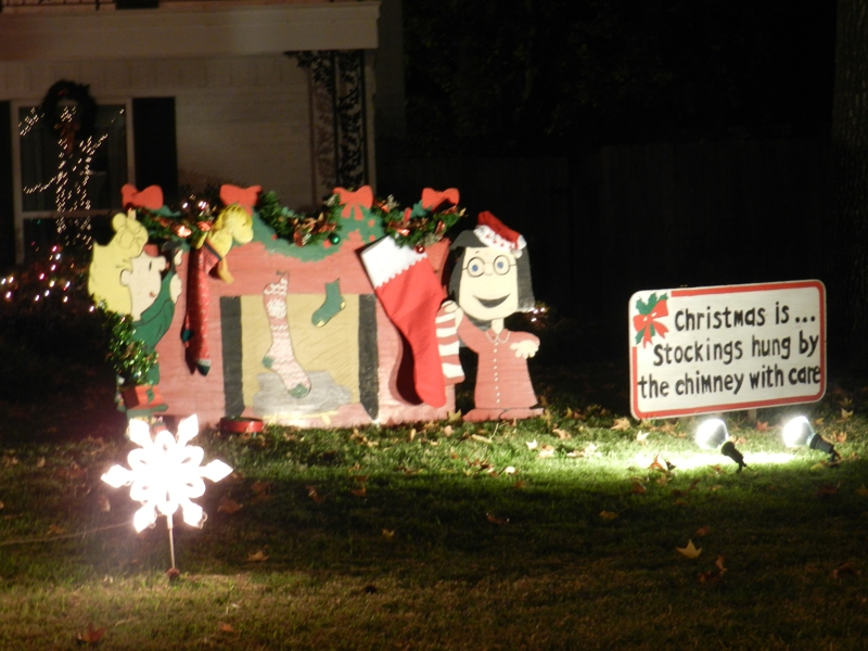 Your Kids Will Love The Christmas lights in Prestonwood Forest ...