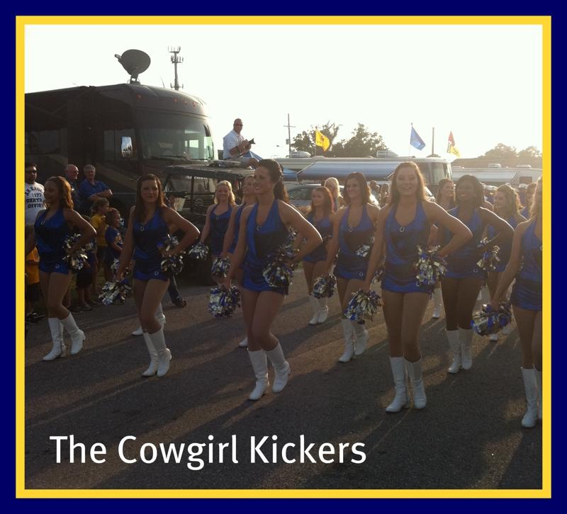 McNeese Cowgirl Kickers