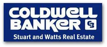 logo for Coldwell Banker Stuart and Watts