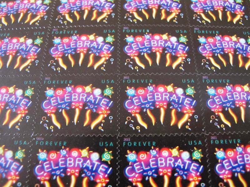 Celebrate Stamp