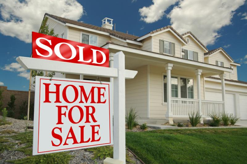 Homes sold by your Realtor