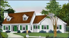 Cape cod style homes for sale alpharetta ga for Cape style homes for sale