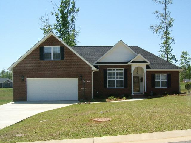 Sanford nc homes heritage pointe for Ranch house plans with bonus room above garage