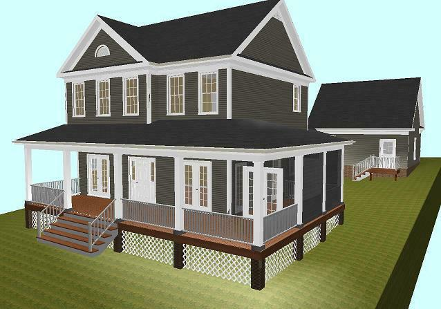 please welcome richard from skyline home builders to ar - 3d Model Home