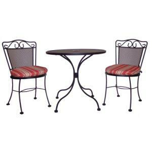 great 3 piece bistro set on sale at home depot north tx. Black Bedroom Furniture Sets. Home Design Ideas