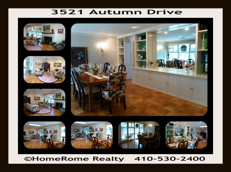 Autumn Drive HomeRome 410-530-2400