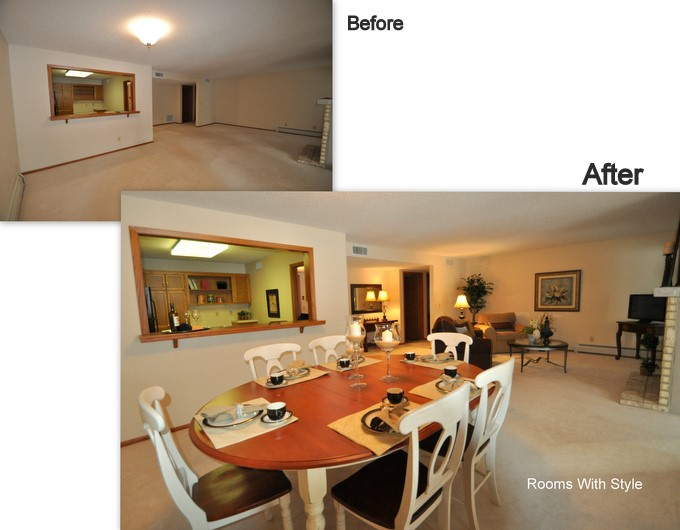 When Staging A Home Keep The Targeted Buyer In Mind Home Staging In Bloomington Mn Sells It