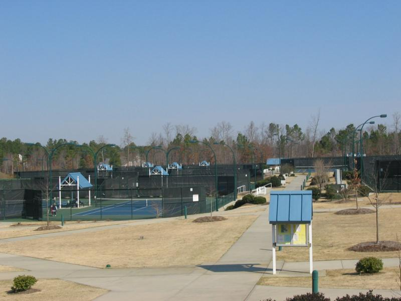 Town of Cary Tennis Center