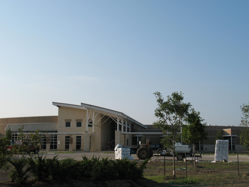 Arthur L. Davila Middle School; 2751 North Earl Rudder Fwy.