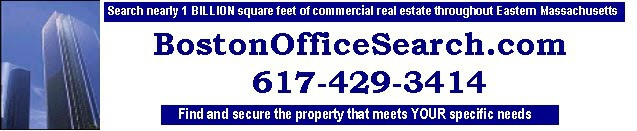 BostonOfficeSearch.com Boston Commercial Real Estate Information