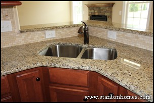 60 40 Kitchen Sink 2012 most popular kitchen trends how to choose a kitchen sink style workwithnaturefo