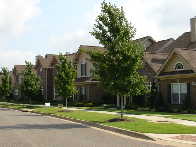 Overland Cove Townhomes  For Sale Huntsville Alabama 35806