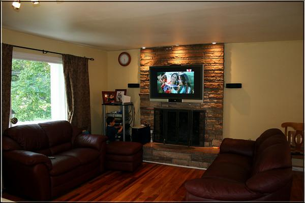 tv over fireplace decorating ideas. Mounting-a-tv-over-a-fireplace