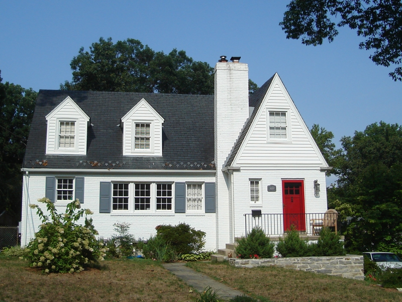 Tudor Style Home in Northwood Park - Silver Spring MD
