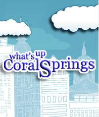 What's up Coral Springs - Facebook page
