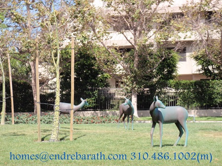 luxury homes for sale in Century City, CA Endre Barath