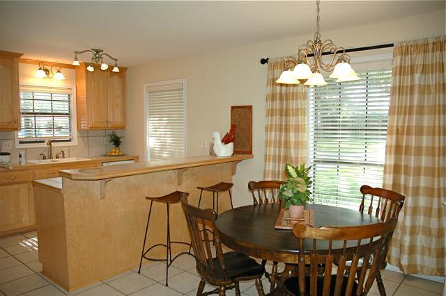 218 Vivian Drive, Lafayette, LA - kitchen/dining area
